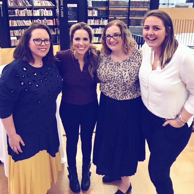 Anna, Rachel, Gill & Prue