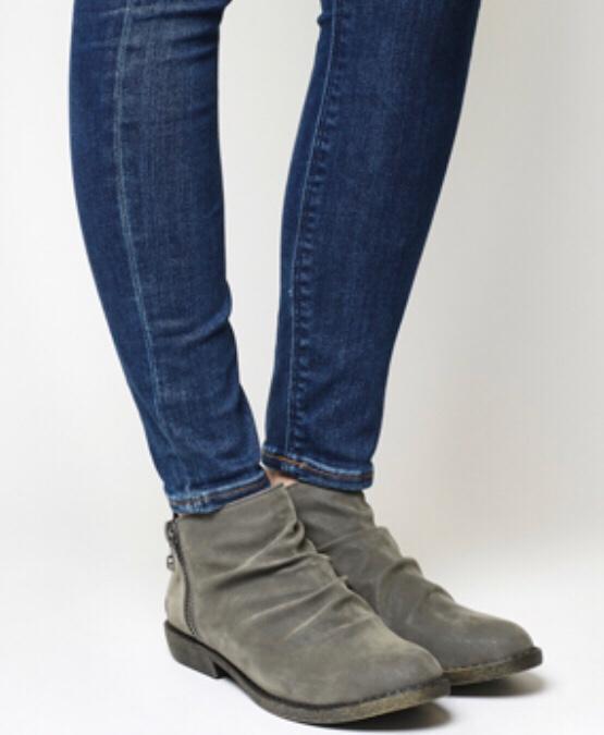 Blowfish Actor Zip Boots