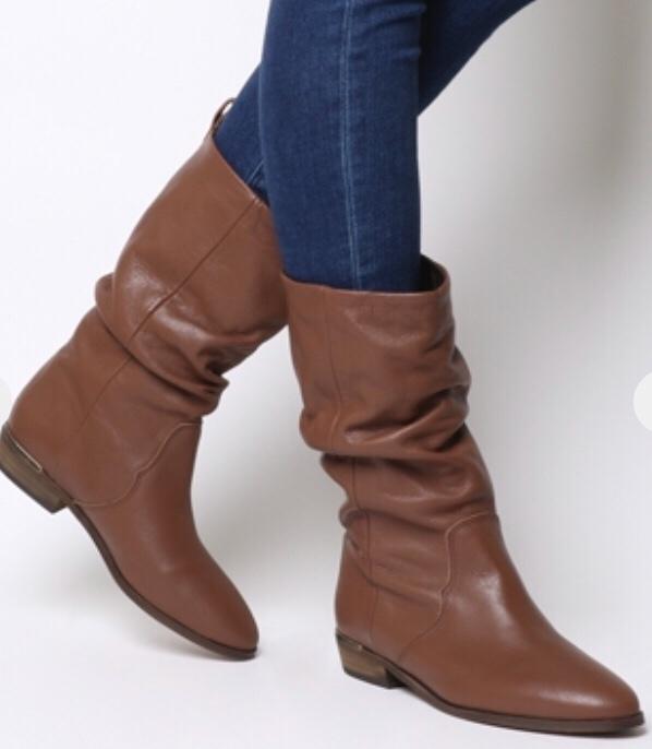 Office Kimbo Calf Boots