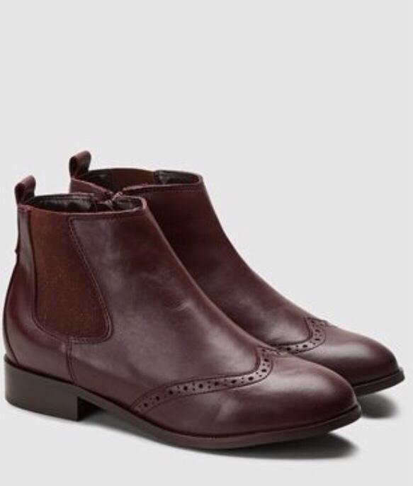 Next Brogue Boots