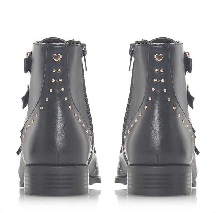 Head Over Heels Studded Boots