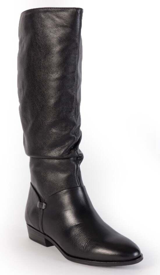 TU - Leather Knee High Boots