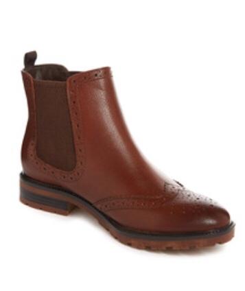 TU Brogue Boots