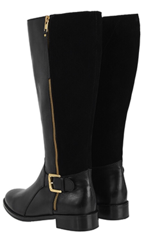 Monsoon Bella Buckle Boots