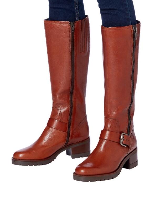 Dune Tilburry Knee High Boots